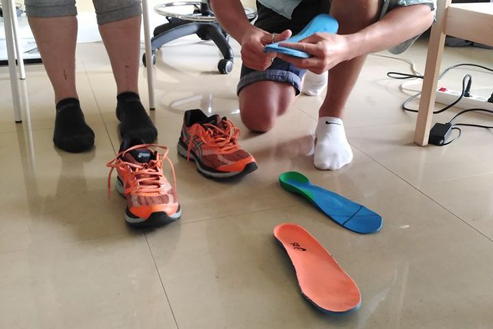 Zaopatrzenie ortopedyczne stopy